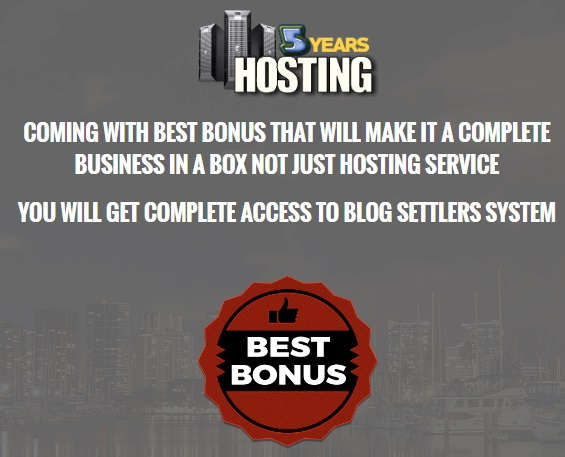 5 Years On Pay Hosting by Adam Jacob