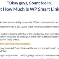 WP Toolkit: WP Smart Links by WP Toolkit Trusted Expert Review - The World's First All-In-One Link Cloaker That Allows You Easily Make More Sales With Retargeting, While Completely Eliminating The Risk Of Losing Any Commissions.