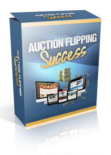 Auction Flipping Success by Randolf Smith