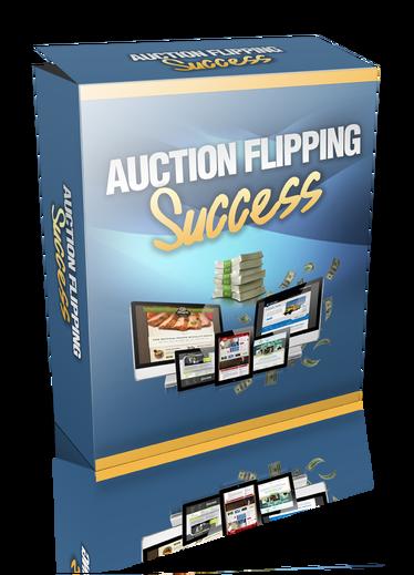 Auction Flipping Success by Randolf Smith