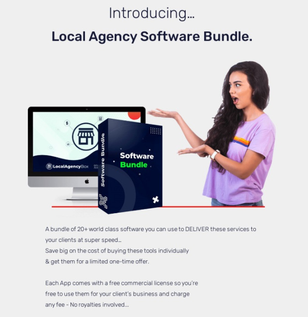 LocalAgencyBox - Apps Bundle by Ifiok Nkem