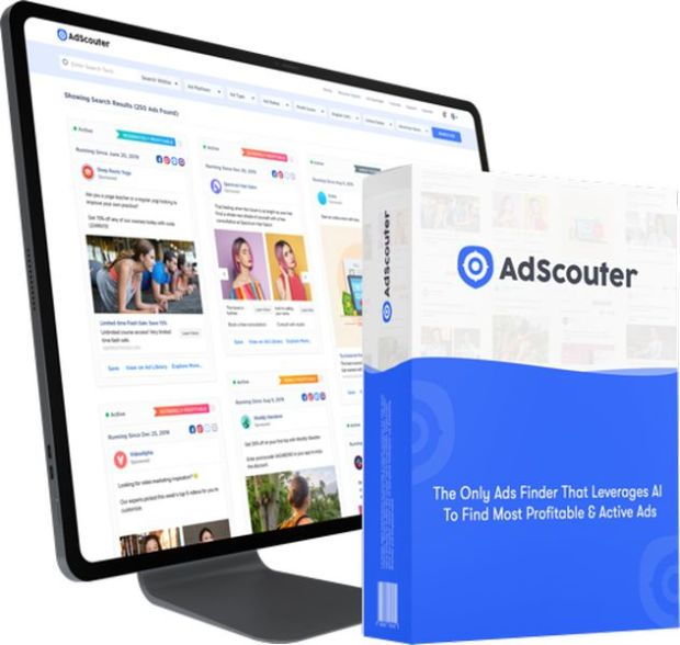 Adscouter Premium – Commercial by Rohit Shah