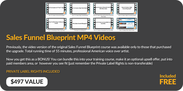 PLRXtreme: Sales Funnel Blueprint 2.0 by Musemancer
