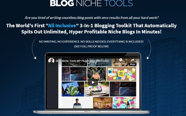 WP Toolkit: Blog Niche Tools