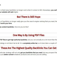 EZ PDF Backlinks - PLR Videos by Jason Oickle Review - This Video Training Course Was Designed So You Could Watch Over My Shoulder As I Show You How To Get High Authority Backlinks That The Search Engines Absolutely Love.