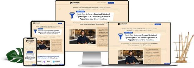 MaxFunnels Reloaded Pro-Commercial by Dr. Amit Pareek