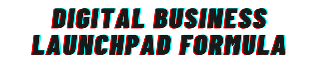 Digital Business Launchpad Formula by Chirag Dude