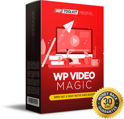 WP Toolkit: Video Magic by WP Toolkit