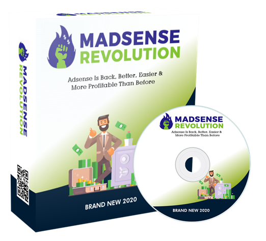 Madsense Revolution by Tom Yevsikov | Gaurab Borah