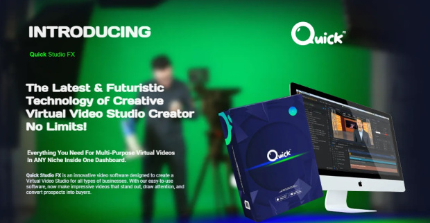 Quick Studio FX Commercial by Arif Chandra