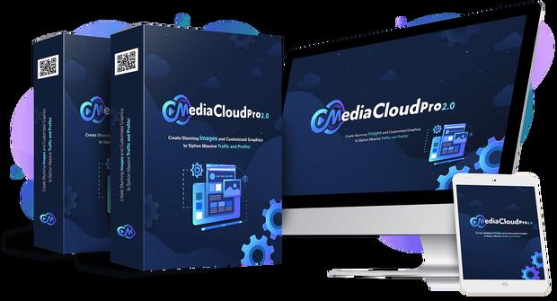 MediaCloudPro 2.0 by Vikram Firelaunchers