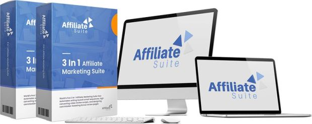 AffiliateSuite by Misan Morrison