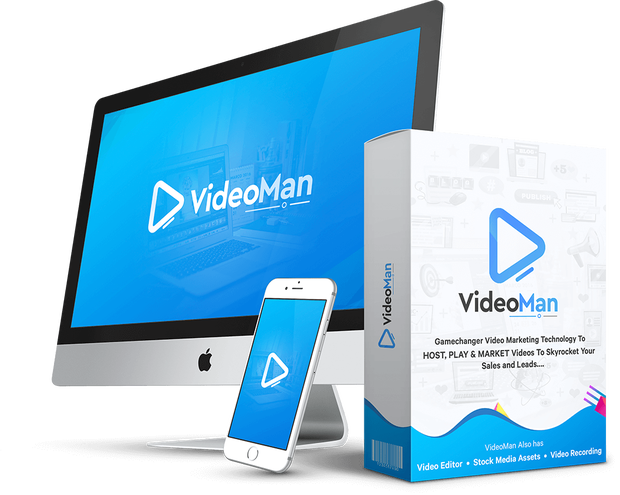 VideoMan by Jai Prakash Sharma