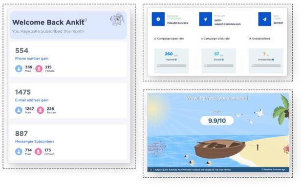 SendSnap by Tom Yevsikov and Gaurab Borah