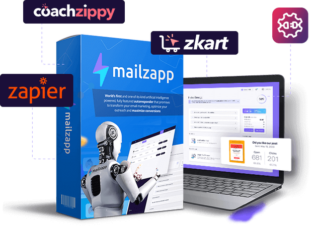 Mailzapp Silver by Madhav Dutta and Dr. Sameer Joshi – Mintware