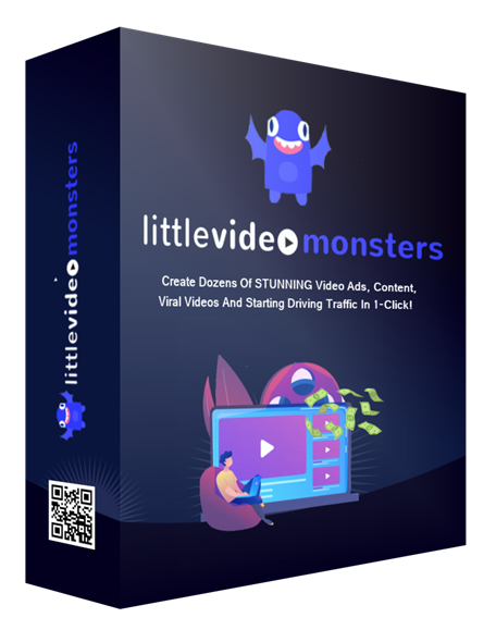 Little Video Monsters Deluxe by Tom Yevsikov