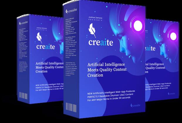 Creaite Agency 50 by Joshua Zamora