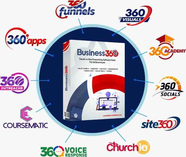 Business360 Suite by Dr Ope Banwo