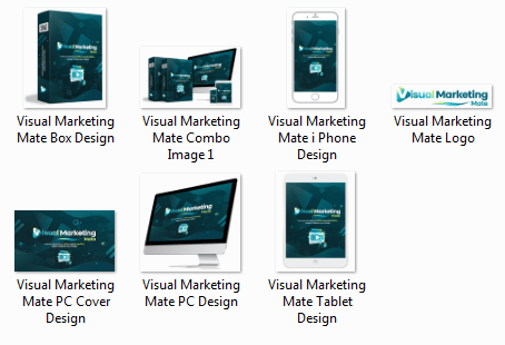 Visual Marketing Mate by Vikram Firelaunchers