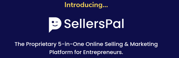 SellersPal Agency by Dr. Amit Pareek