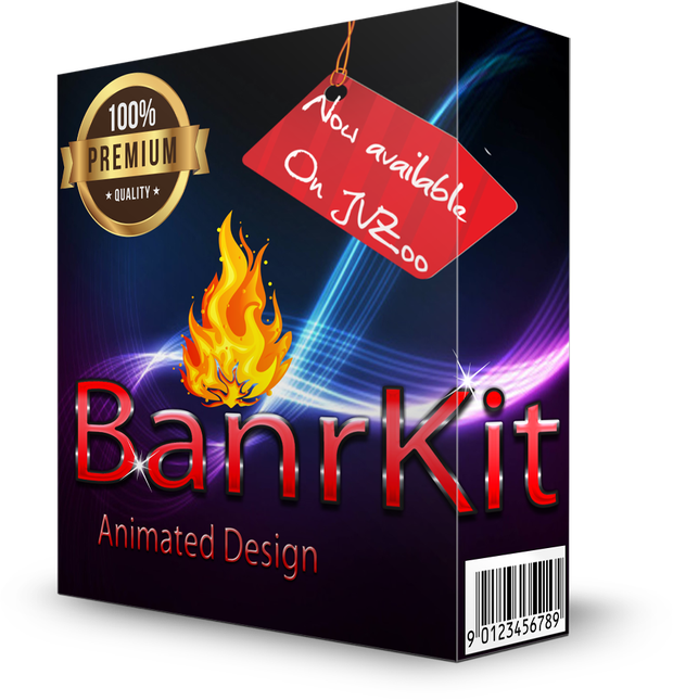 BanrKit (Animated Designs) by Patrick Ngambi