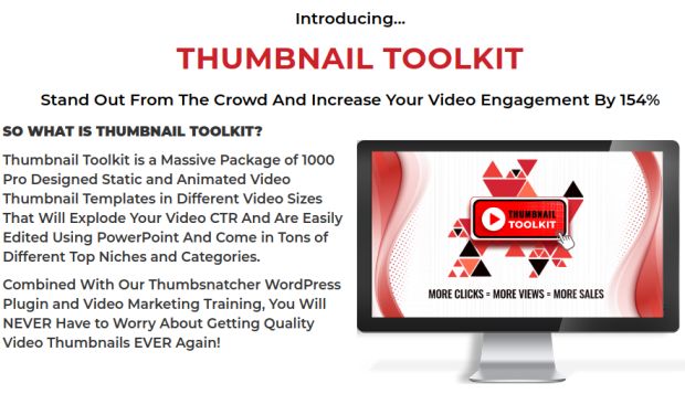 Thumbnail Toolkit by Tony Earp