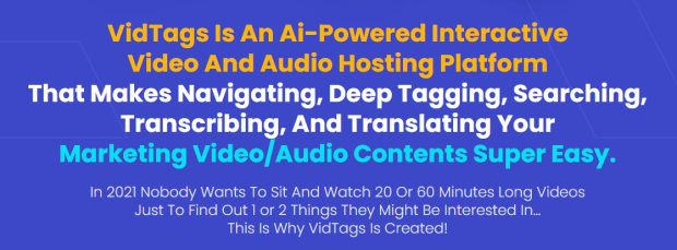 VidTags - Premium Commercial by Able Chika