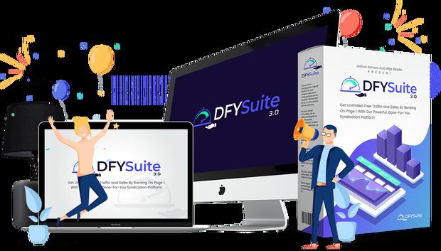 DFY Suite 3.0 Agency by Joshua Zamora