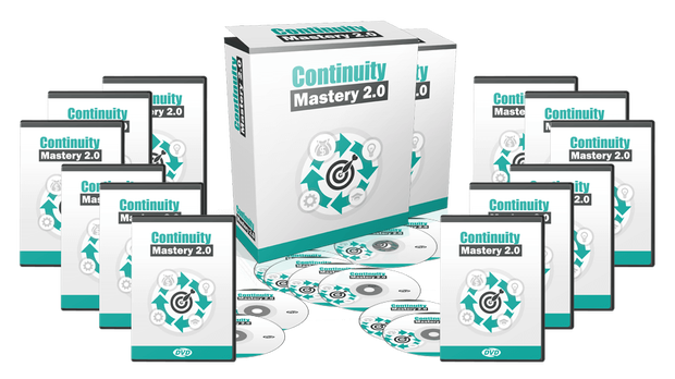 Continuity Mastery 2.0 by Purvesh Mahajan
