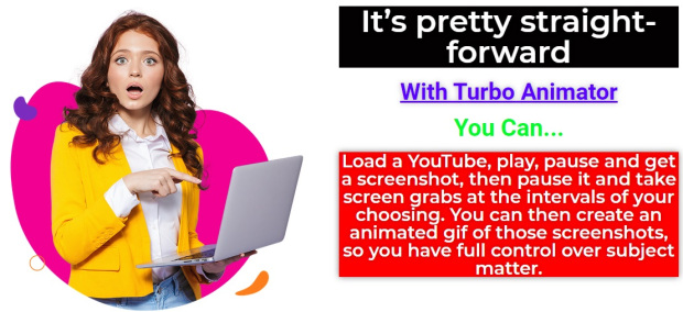 Turbo GIF Animator by Purvesh Mahajan