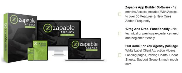 Zapable - Instant Mobile App Agency by Qtech Horizon LTD