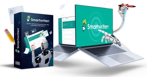 Smartwriterr by Misan Morrison and Pankaj Malav