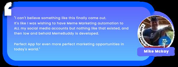 MemeBuddy FE by Ali G
