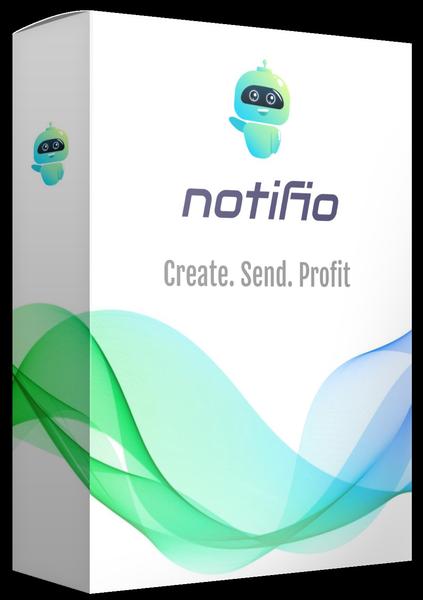 Notifio FE Commercial by Taqi Askari