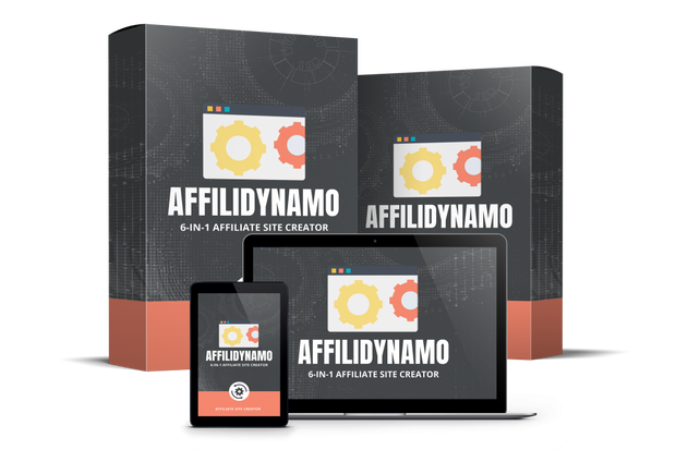 AffiliDynamo - 6-in-1 Affiliate Software by Kurt Chrisler
