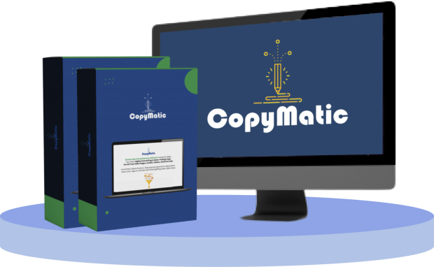 CopyMatic by Victory Akpos