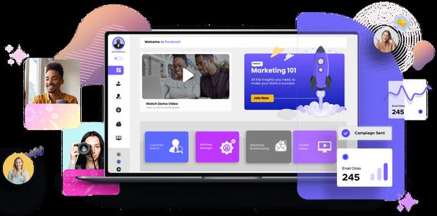 PandoraX Smart App Commercial by Godswill Okos and Steve Tari