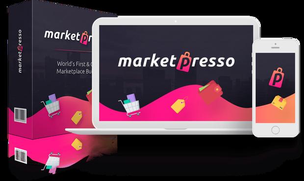 MarketPresso 3.0 Elite by Karthik Ramani