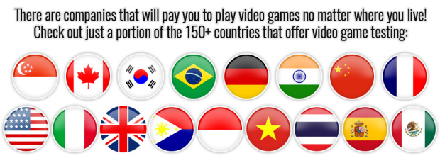 Get Paid to Play Video Games! GamingJobsOnline.com by Linkgate Online Ventures