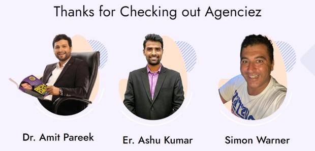 Agenciez Commercial by Dr. Amit Pareek