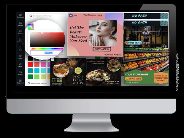 PixaZap - Ultimate Social Media Graphic Templates by Amit Kumar