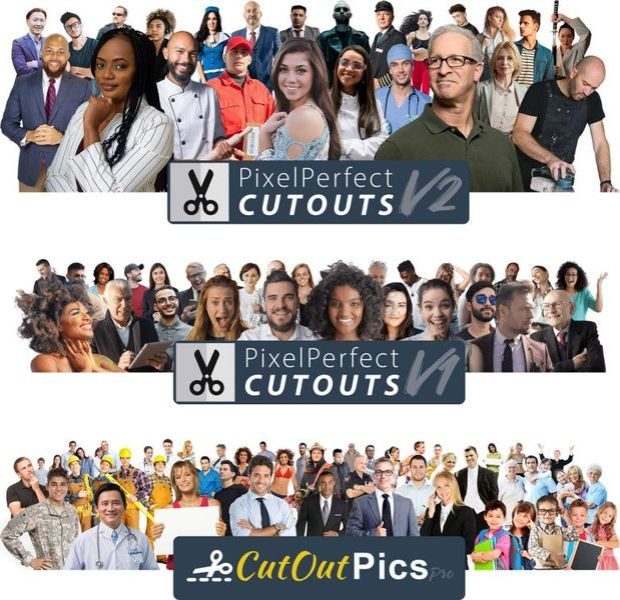 PixelPerfect Cutouts V2 by Max R