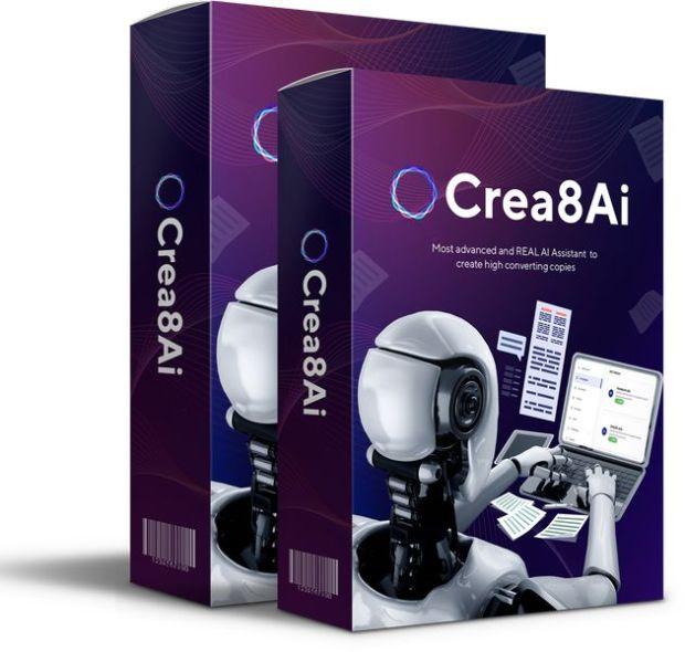Crea8Ai Commercial by Ankit Mehta