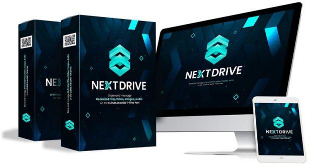 NEXTDRIVE - Unlimited Cloud Storage Platform by NextDrive Team