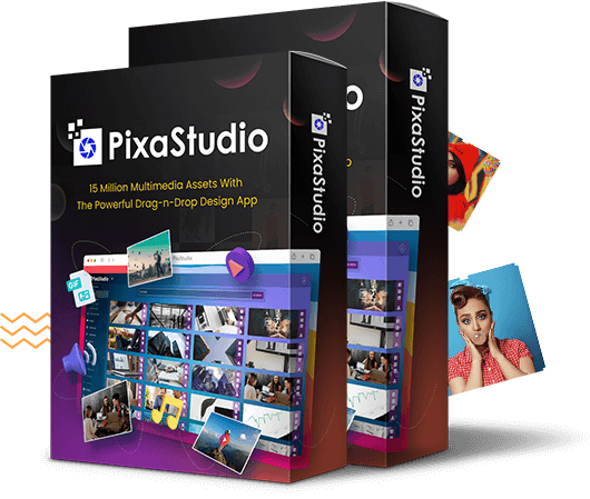 PixaStudio Commercial by IMReviewSquad and LogicBeam Softwares