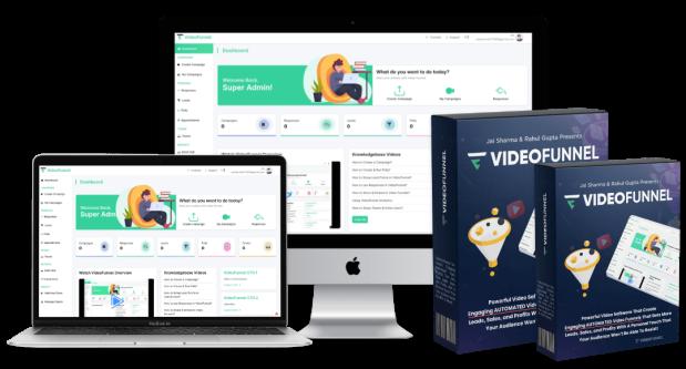 VideoFunnel Standard by Jai Prakash Sharma